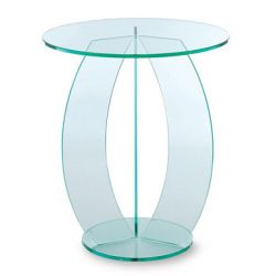 UV Bonded Round Table